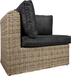 eckelement zaragoza wicker kaufen. Black Bedroom Furniture Sets. Home Design Ideas