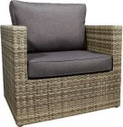 Lounge-Sessel PALMIRA