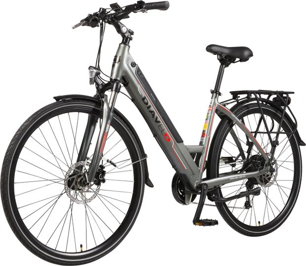 Image of DIAVELO Touren E-Bike E435i-3 LADY 28""