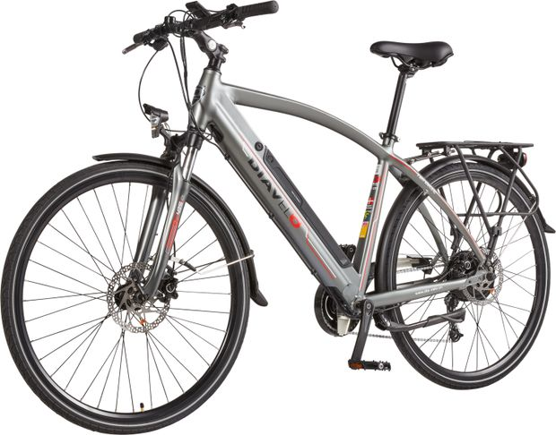 "Image of DIAVELO Touren E-Bike E435i-3 MAN 28"" 51 CM"