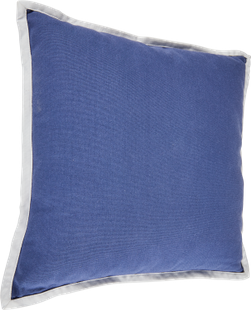 Cuscino decorativo BASIC CHAMBRAY