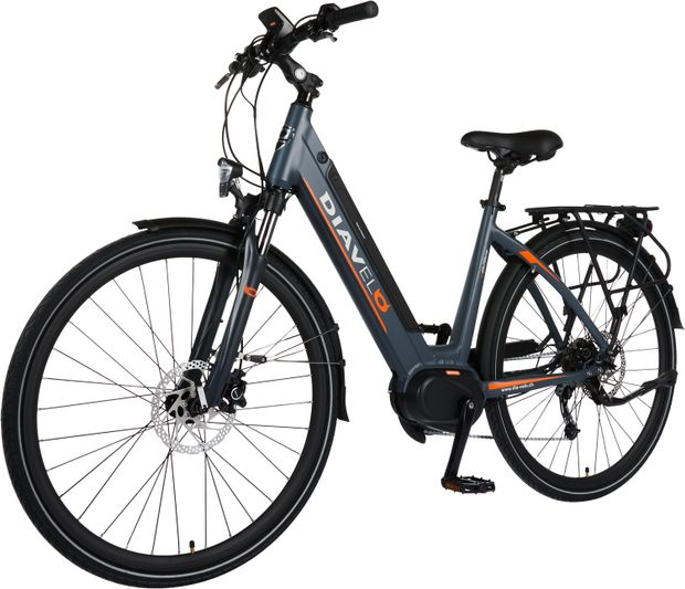 "Image of DIAVELO City E-Bike E625MI LADY 28"" 49CM"