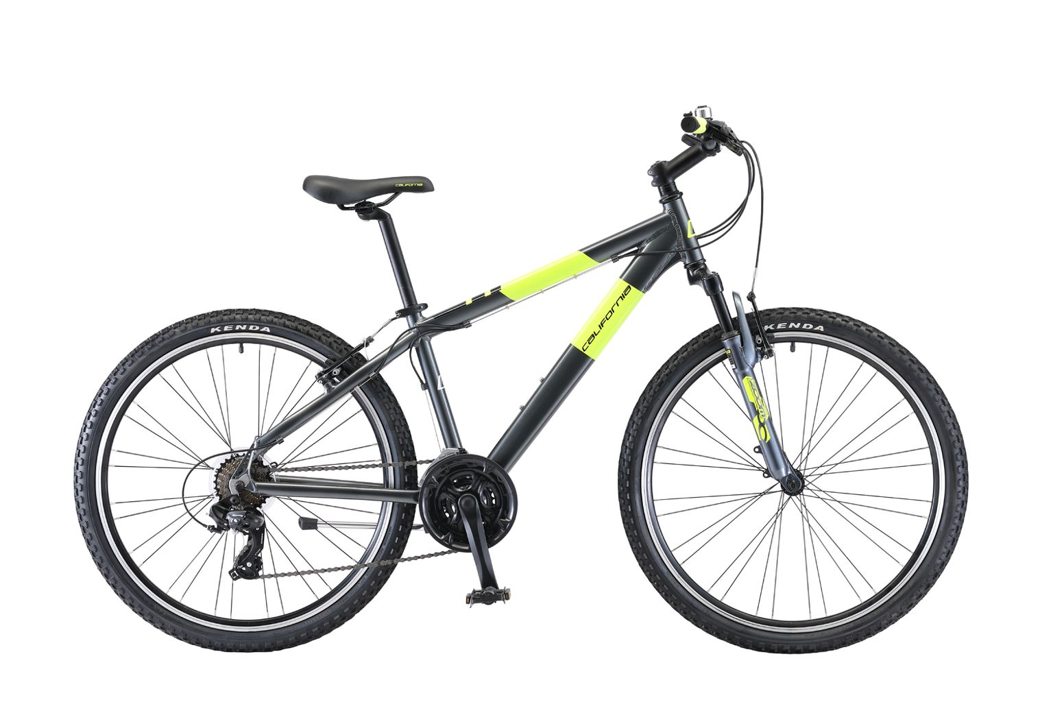 "CALIFORNIA Mountainbike DIRTBIKE LEMON GROVE III 26"" 38cm"