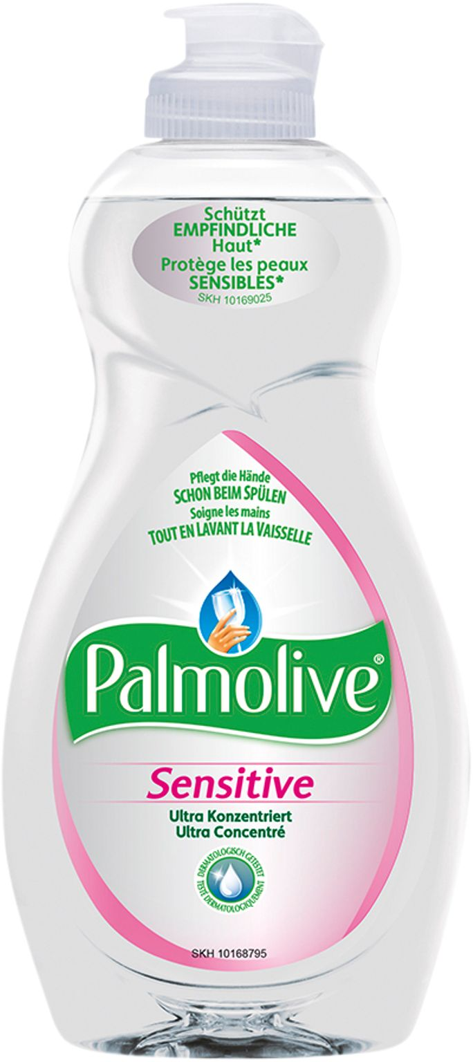PALMOLIVE Geschirrspülmittel ULTRA TRIO SENSITIVE