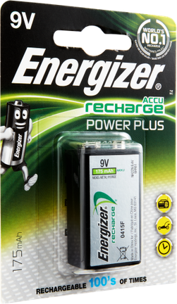 BATTERIA Power Plus, E-Block, HR22, 9V