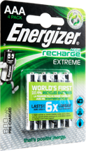 Batterie Extreme NH 12, AAA