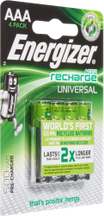 Batteries rechargeables AAA