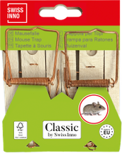 Holz Mausefalle CLASSIC