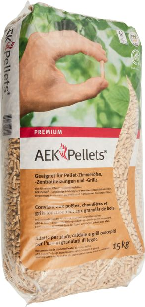 Image of AEK AEK-Holzpellets