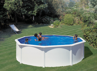 Pool DREAM FIDJI KIT 350 cm