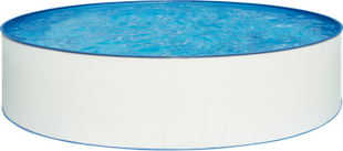Pool DREAM SPLASHER Weiss 450 cm
