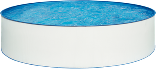 Piscine DREAM SPLASHER Blanche 350 cm