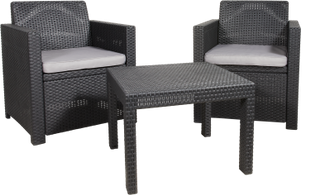 SET LOUNGE BALCONE ALLEGRO