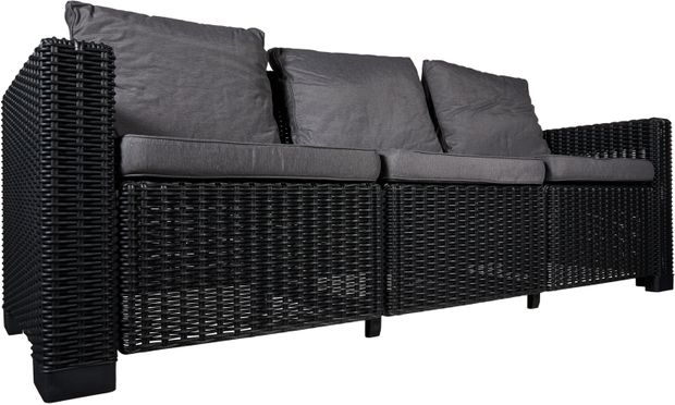 Image of ALLIBERT LOUNGE 3ER-SOFA CALIFORNIA