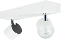 LED Spotlampe STAR Weiss