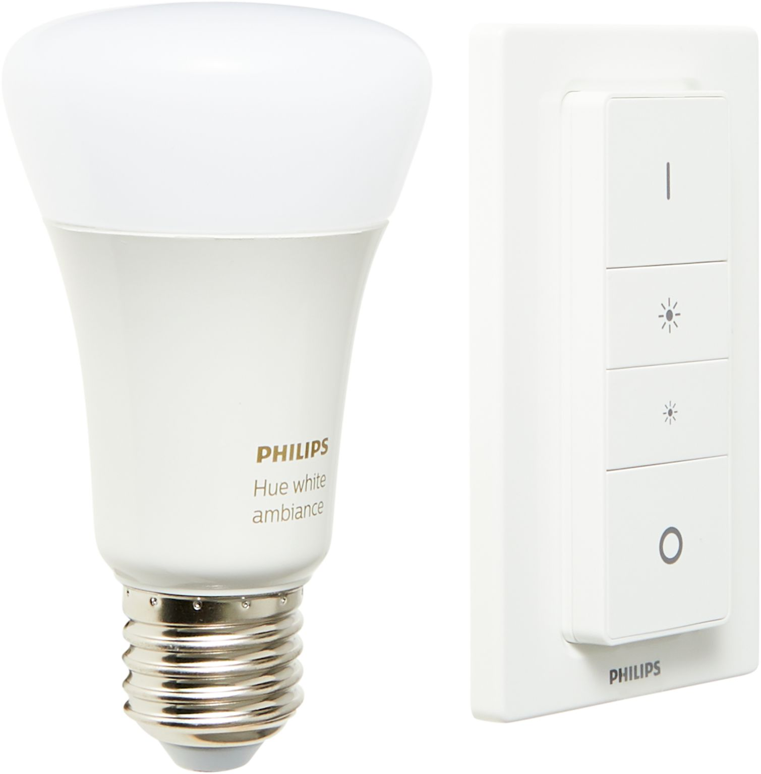 PHILIPS LED-Hue White WIRELESS E27