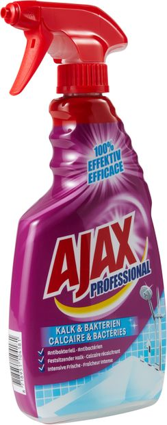 Image of AJAX Ajax Professional Kalk & Bakterien Spray