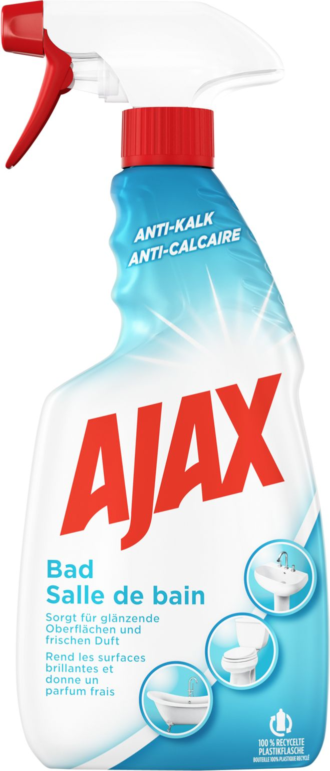 AJAX OPTIMAL 7 Bad und Anti-Kalk Reiniger