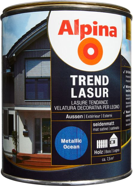 Image of ALPINA Trendlasur Metallic