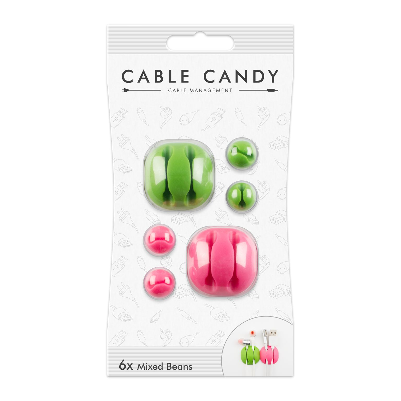 Cable Candy MIXED BEANS